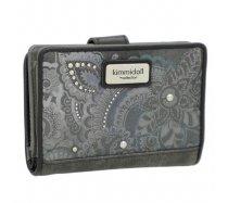 Kimmidoll 31610 Patentos/Cipzáras Pénztárca 14x10x2 cm